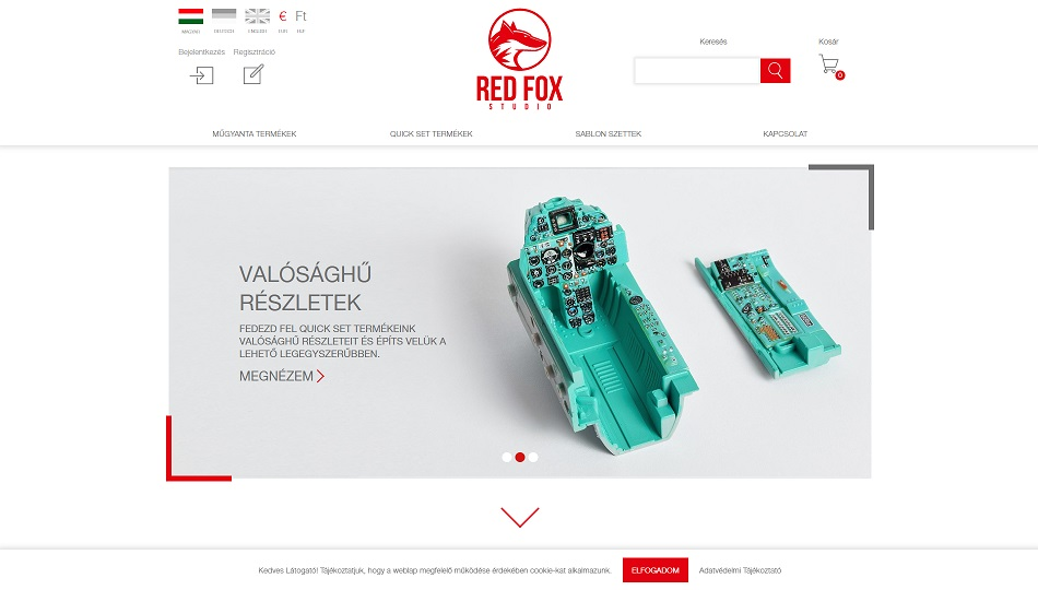 Red Fox Studio